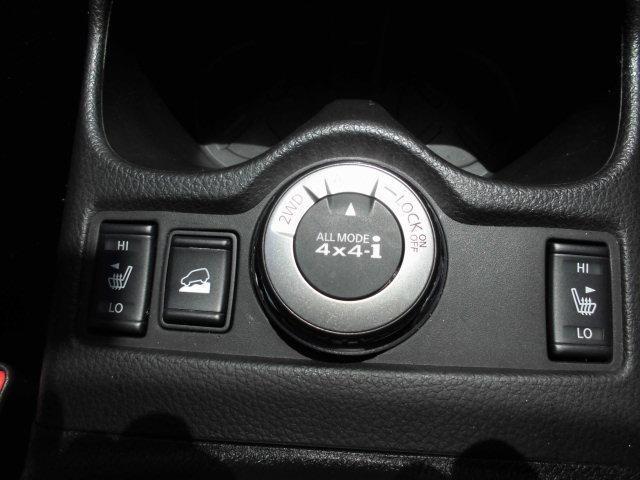 日産 エクストレイル 20X 4WD 走行3.1万Km 横滑り軽減装置