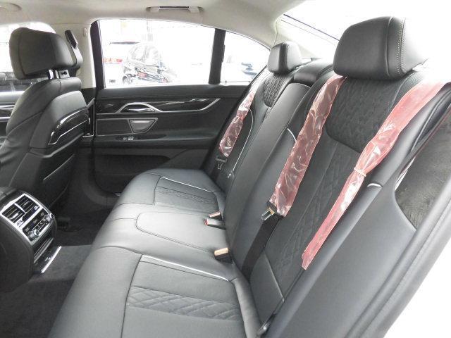 BMW BMW 740eアイパフォーマンス エクセレンス 認定中古車 ETC