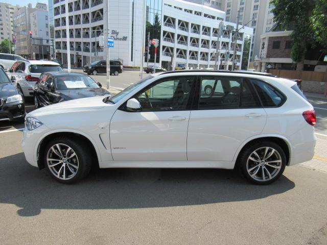 BMW BMW X5 xDrive 35d Mスポーツ 2年間走行距離無制限