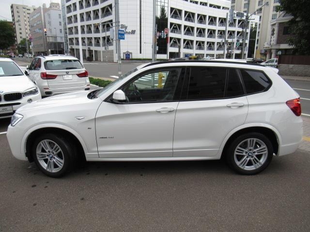「BMW」「BMW X3」「SUV・クロカン」「北海道」の中古車2