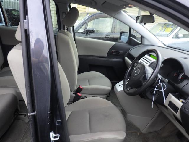 マツダ プレマシー 20CS4WD 1年間走行距離無制限無料保証付