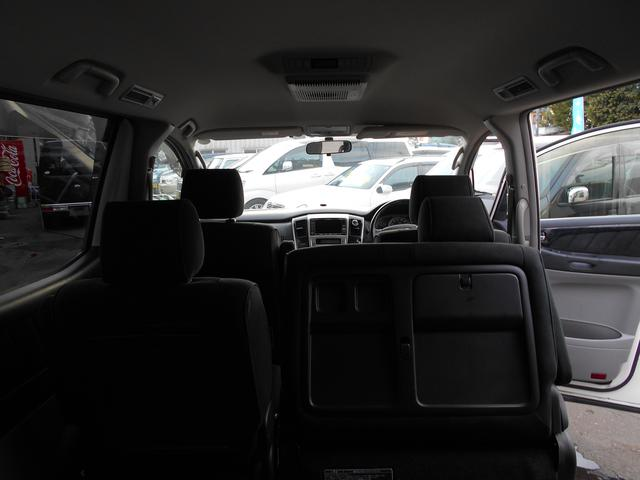 トヨタ アルファードG MS 4WD 1年間走行距離無制限保証