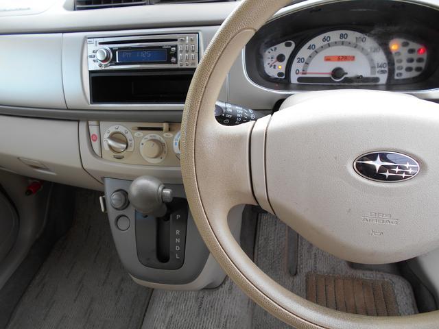 スバル ステラ Lリミテッド 4WD