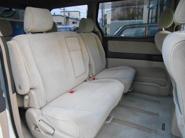 トヨタ アルファードV AX 4WD 1年間走行距離無制限保証
