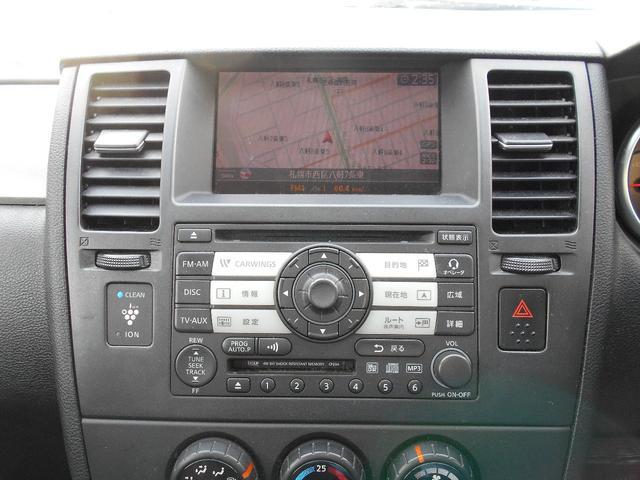 日産 ティーダ 15S FOUR 4WD