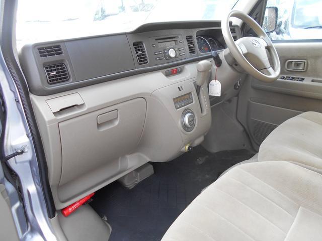 ダイハツ アトレーワゴン カスタムターボR 4WD 1年間走行距離無制限保証
