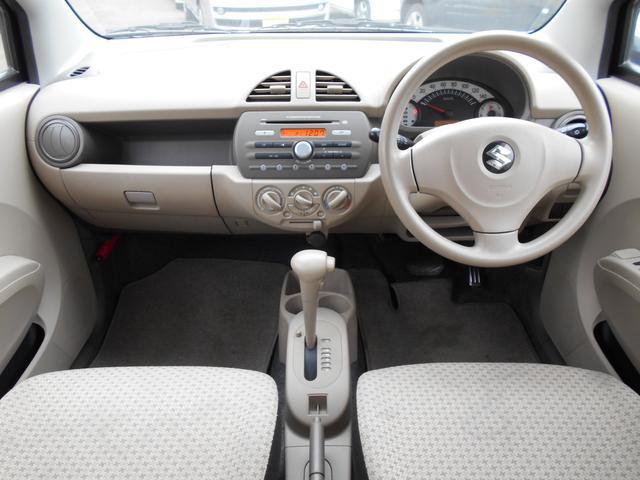 スズキ アルト F 4WD 1年間走行距離無制限無料保証付