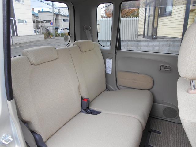 X 4WD 社外CDオーディオ 夏・冬タイヤ ABS(9枚目)