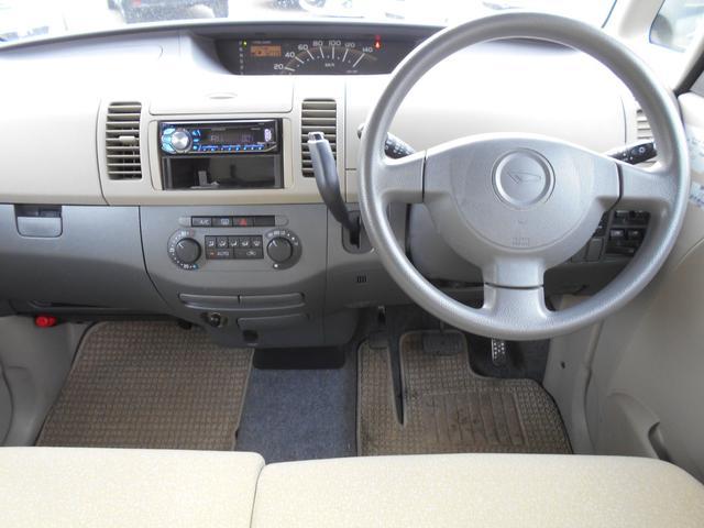 X 4WD 社外CDオーディオ 夏・冬タイヤ ABS(11枚目)