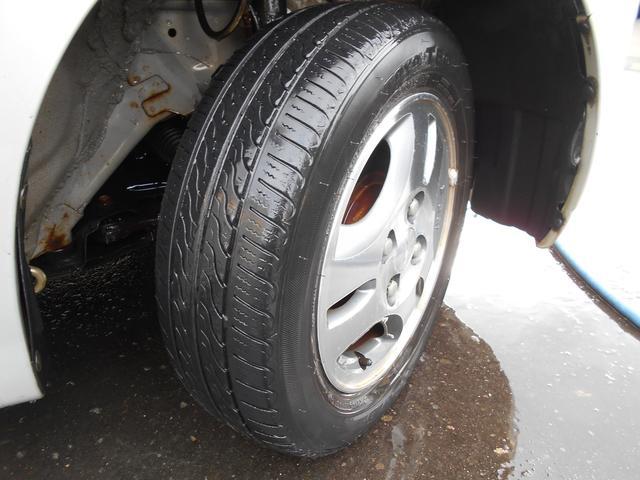 X 4WD 社外CDオーディオ 夏・冬タイヤ ABS(18枚目)