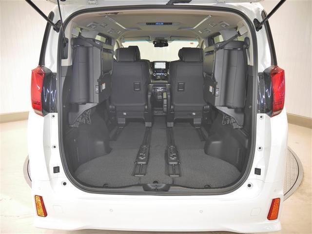 SR Cパッケージ 4WD ミュージックプレイヤー接続可 バックカメラ 衝突被害軽減システム ETC 両側電動スライド LEDヘッドランプ 乗車定員7人 3列シート フルエアロ(6枚目)