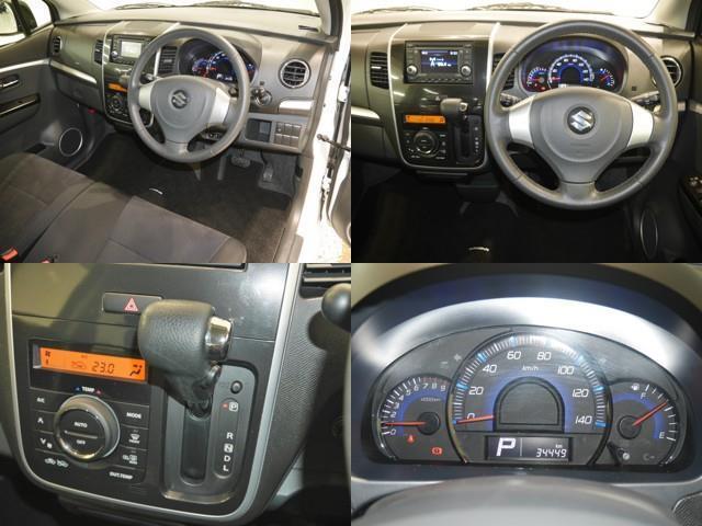 リミテッドII 4WD ミュージックプレイヤー接続可 バックカメラ ETC HIDヘッドライト ワンオーナー フルエアロ(4枚目)