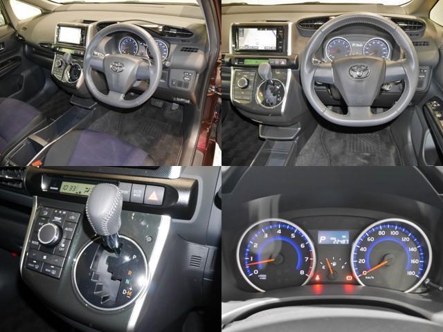 1.8S 4WD メモリーナビ・バックモニター・ETC・フルエアロ・HIDライト付(4枚目)