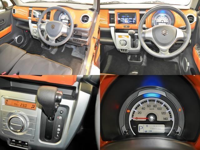 X 4WD ミュージックプレイヤー接続可 衝突被害軽減システム HIDヘッドライト アイドリングストップ(4枚目)
