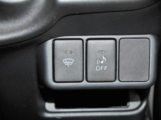 フロントガラス熱線/車両接近通報OFF