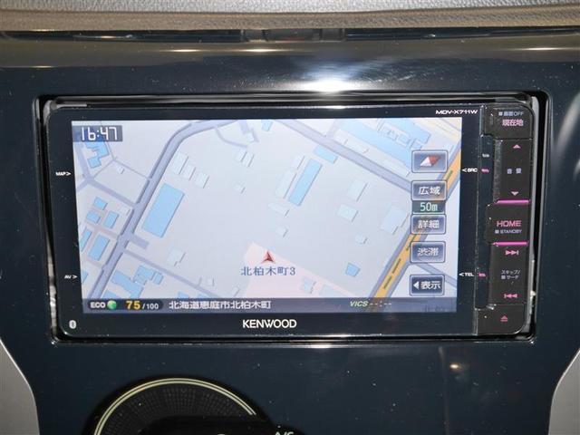 T e-アシスト 4WD フルセグ メモリーナビ DVD再生 衝突被害軽減システム ETC HIDヘッドライト フルエアロ(10枚目)