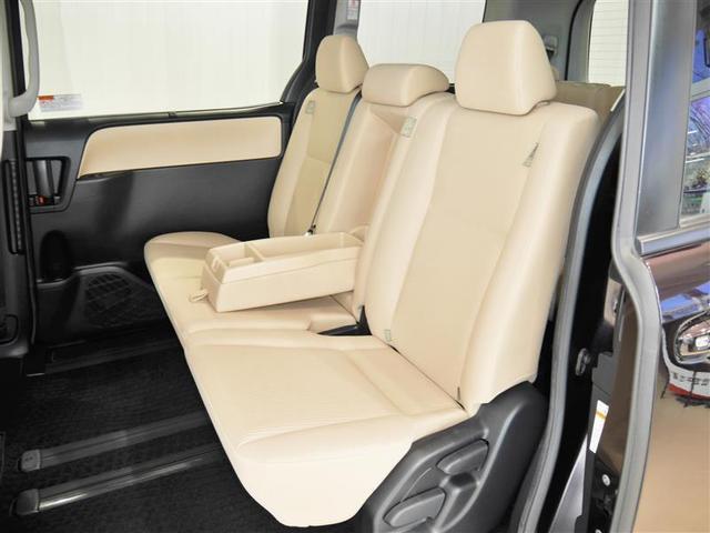 X 4WD ワンセグ メモリーナビ ミュージックプレイヤー接続可 バックカメラ 電動スライドドア LEDヘッドランプ ウオークスルー 乗車定員8人 3列シート ワンオーナー アイドリングストップ(5枚目)