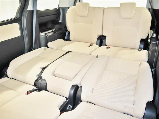 X 4WD ワンセグ メモリーナビ ミュージックプレイヤー接続可 バックカメラ 電動スライドドア LEDヘッドランプ ウオークスルー 乗車定員8人 3列シート ワンオーナー アイドリングストップ(6枚目)