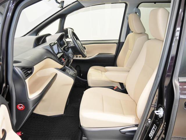 X 4WD ワンセグ メモリーナビ ミュージックプレイヤー接続可 バックカメラ 電動スライドドア LEDヘッドランプ ウオークスルー 乗車定員8人 3列シート ワンオーナー アイドリングストップ(9枚目)