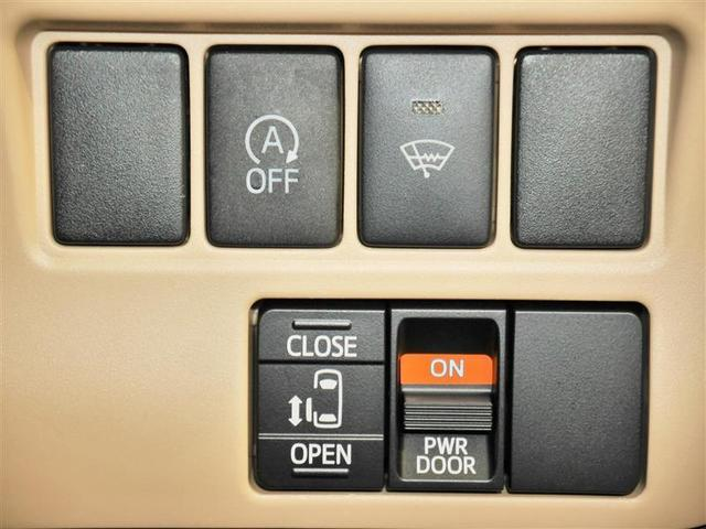 X 4WD ワンセグ メモリーナビ ミュージックプレイヤー接続可 バックカメラ 電動スライドドア LEDヘッドランプ ウオークスルー 乗車定員8人 3列シート ワンオーナー アイドリングストップ(12枚目)