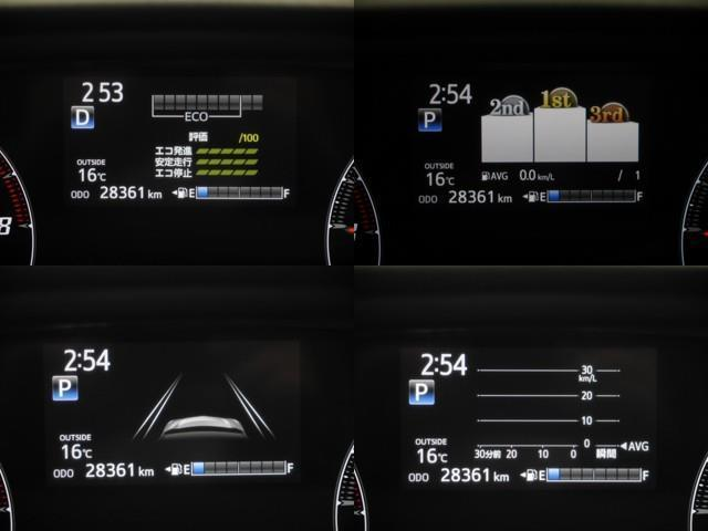 G 4WD トヨタセーフティセンス・スマートキー付・寒冷地仕様車(14枚目)