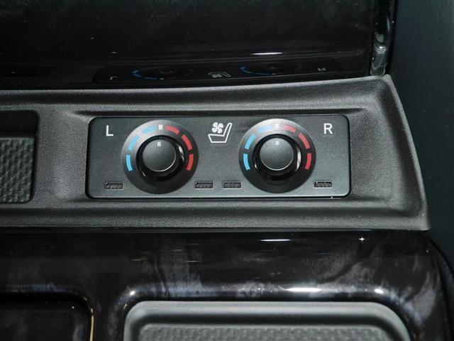 運転席・助手席用シートヒーター&ベンチレーター