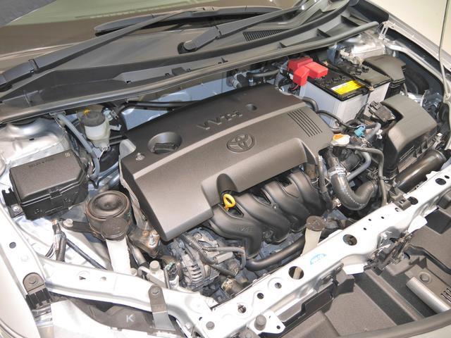 1500ccエンジン☆普段見えないエンジンルームもしっかり洗浄しています