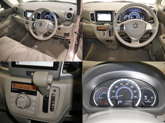 X 4WD 1オーナー車・メモリーナビ・バックモニター・エンジンスターター付(4枚目)