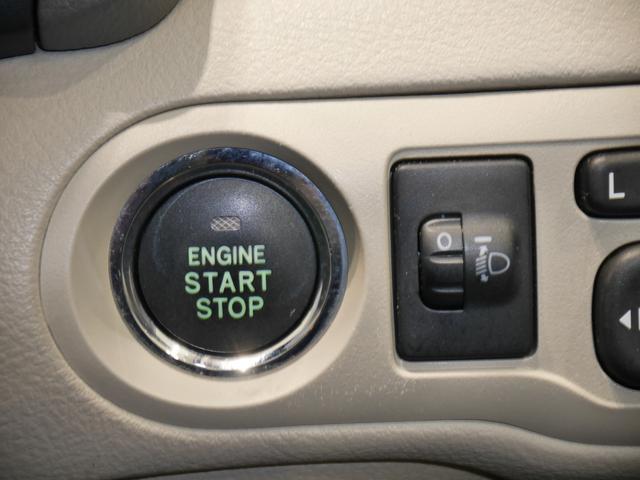 プッシュ式エンジンスタートスイッチ、ヘッドライトの光軸調整