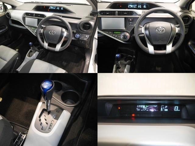 視認性に優れたデジタル表示のセンターメーター!シンプルで使いやすいインパネ廻りですよ♪エアコン作動時のエンジンへの負担軽減をする電動インバーターエアコン装備!