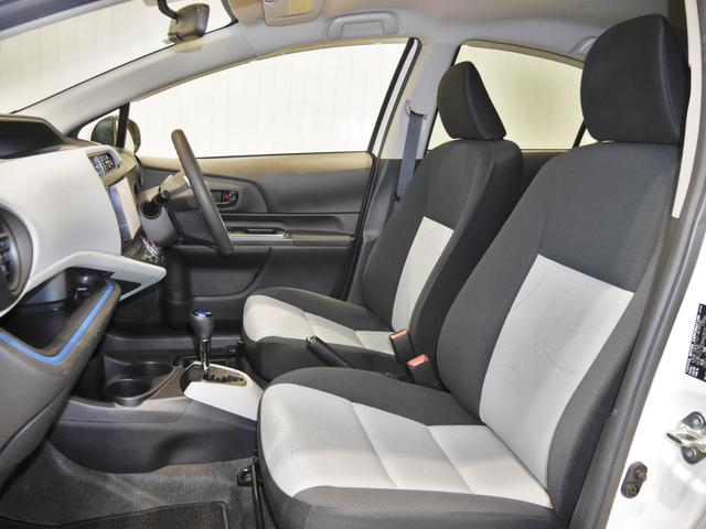 フロントシート洗浄済みです