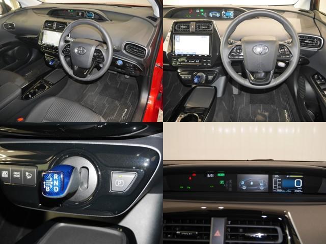 A 4WD デモカー・トヨタセーフティセンス付(4枚目)