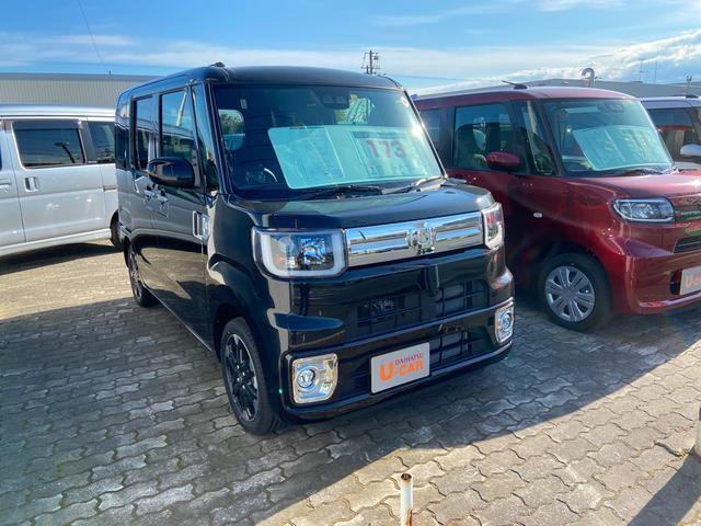 「ダイハツ」「ウェイク」「コンパクトカー」「北海道」の中古車6