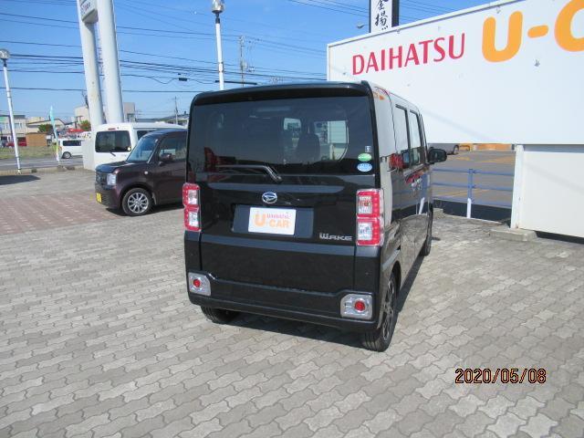 「ダイハツ」「ウェイク」「コンパクトカー」「北海道」の中古車8