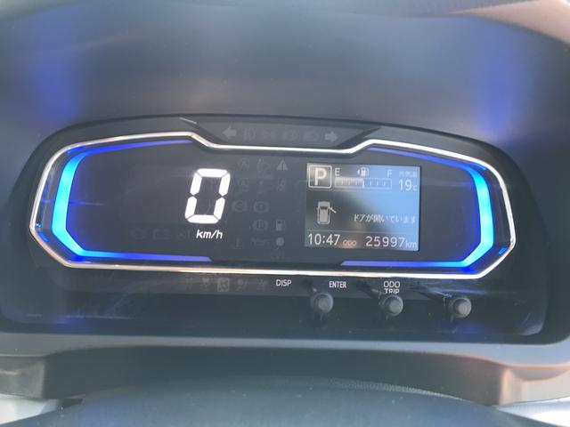 X リミテッドSAIII 4WD スマートアシスト LEDヘッドライト アイドリングストップ VSC(横滑り抑制機能) 前後コーナーセンサー デジタルメーター オートライト キーレスエントリー(16枚目)