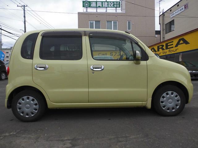 モユ 4WD ABS エアバック キーレス ベンチシート(5枚目)