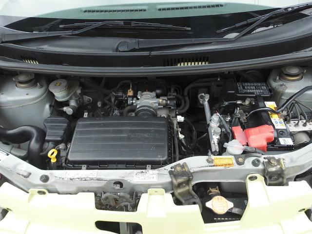 モユ 4WD ABS エアバック キーレス ベンチシート(10枚目)