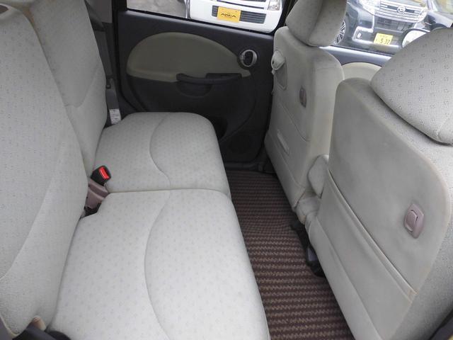 モユ 4WD ABS エアバック キーレス ベンチシート(15枚目)