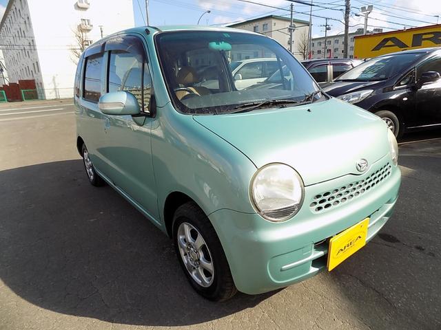 「ダイハツ」「ムーヴラテ」「コンパクトカー」「北海道」の中古車5