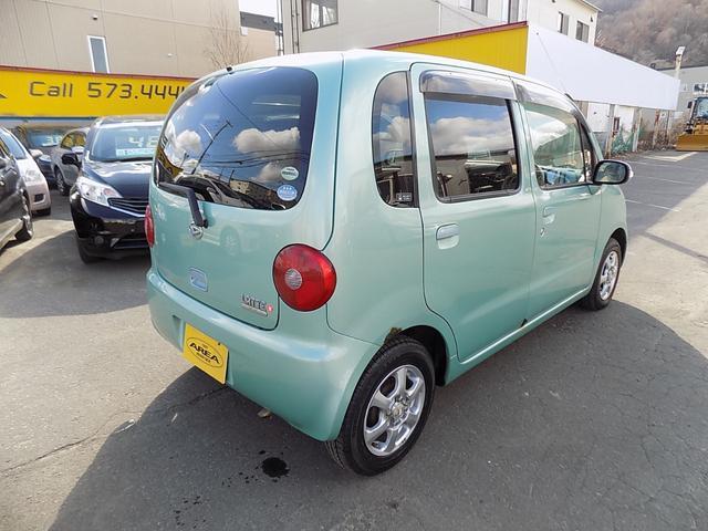「ダイハツ」「ムーヴラテ」「コンパクトカー」「北海道」の中古車7