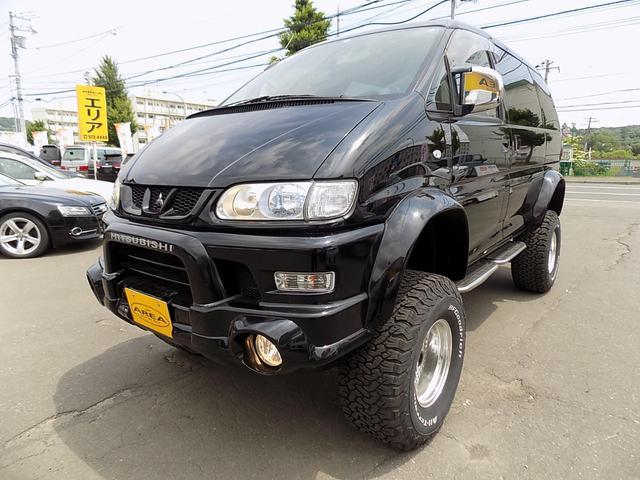 「三菱」「デリカスペースギア」「ミニバン・ワンボックス」「北海道」の中古車5