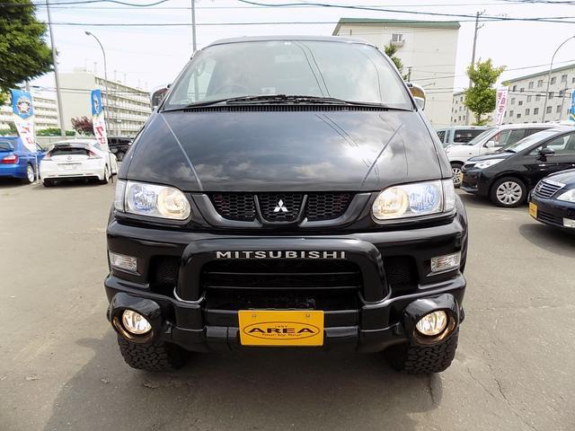 「三菱」「デリカスペースギア」「ミニバン・ワンボックス」「北海道」の中古車11