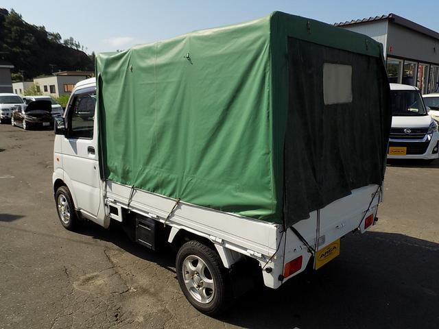 「スズキ」「キャリイトラック」「トラック」「北海道」の中古車8