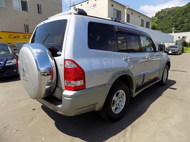 「三菱」「パジェロ」「SUV・クロカン」「北海道」の中古車6