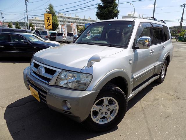 「三菱」「パジェロ」「SUV・クロカン」「北海道」の中古車23