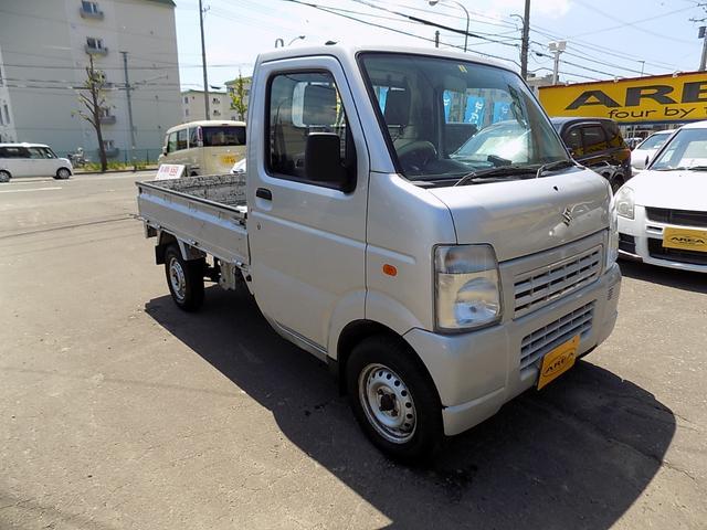 KCエアコン・パワステ エアコン パワステ 5速マニュアル 4WD(4枚目)