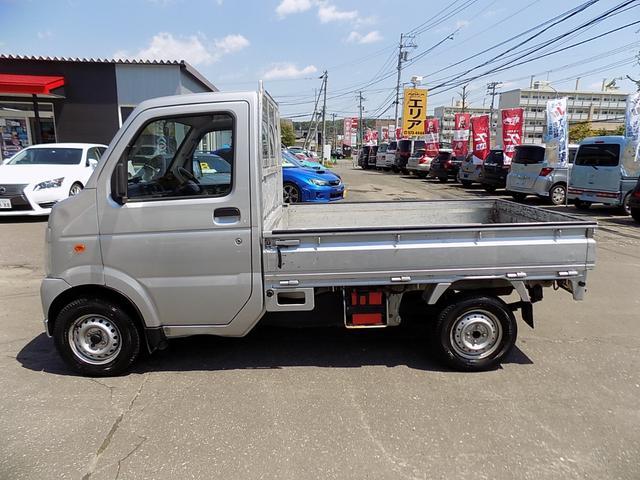 KCエアコン・パワステ エアコン パワステ 5速マニュアル 4WD(9枚目)