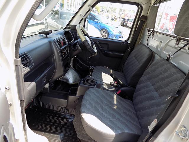 KCエアコン・パワステ エアコン パワステ 5速マニュアル 4WD(15枚目)