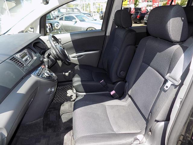 プラタナ 4WD 左パワースライドドア HID CD+MD(17枚目)