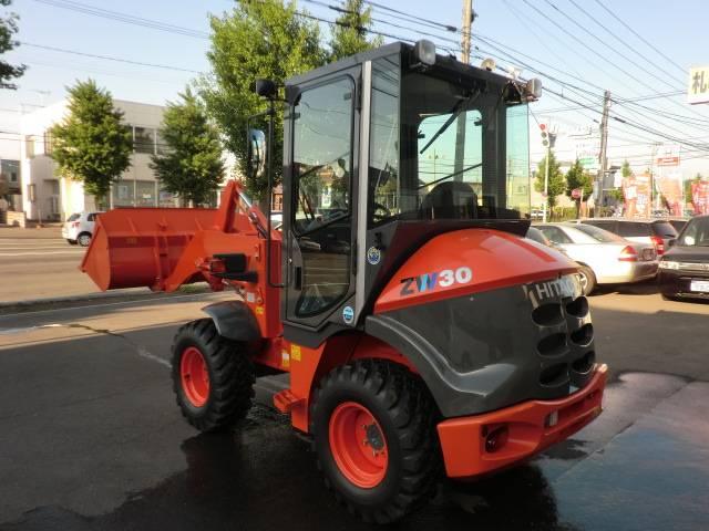 日本その他 日本 TCM ZW30 除雪仕様車